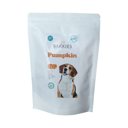 Barkies Pumpkin Biscuits