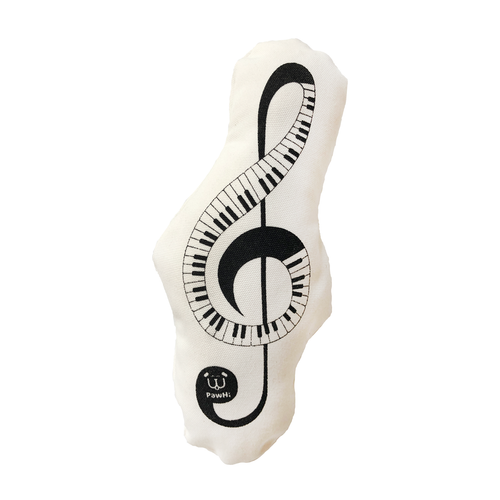 MuSICAL NOTE CANVAS TOY
