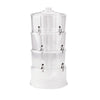 3 Tier Stackable Drink Dispenser with 6 Compartments