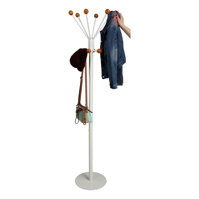 Standing Coat Rack Hat Hanger