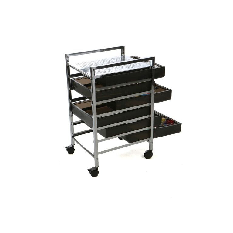 Rolling Storage Cart and Organizer