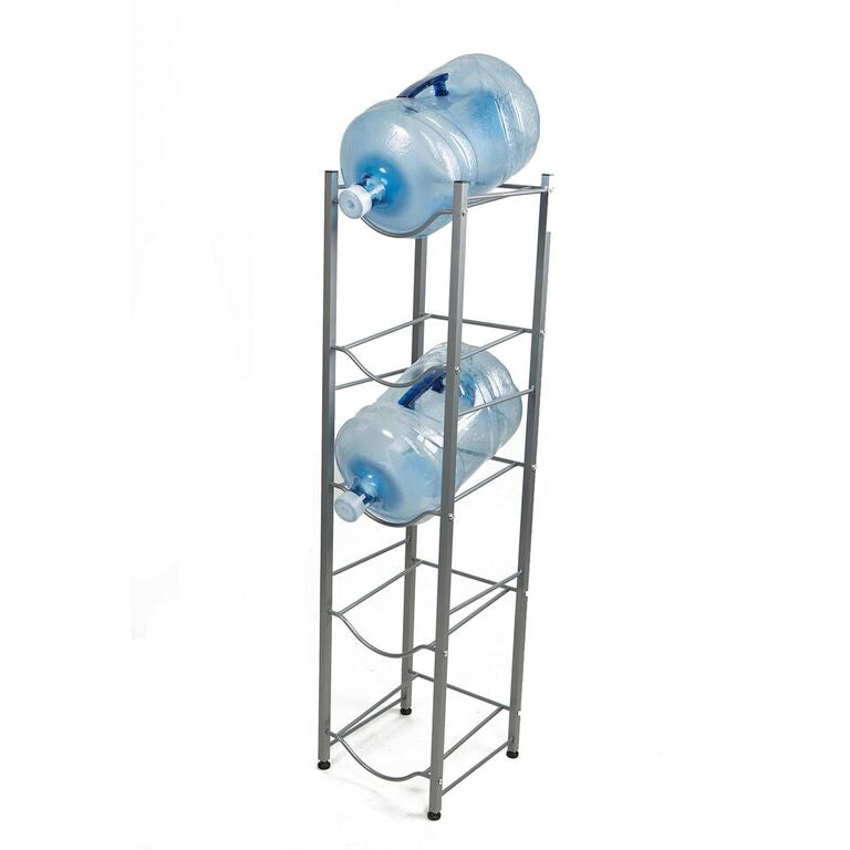 5 Tier Stainless Steel Heavy Duty Water Cooler Jug Rack