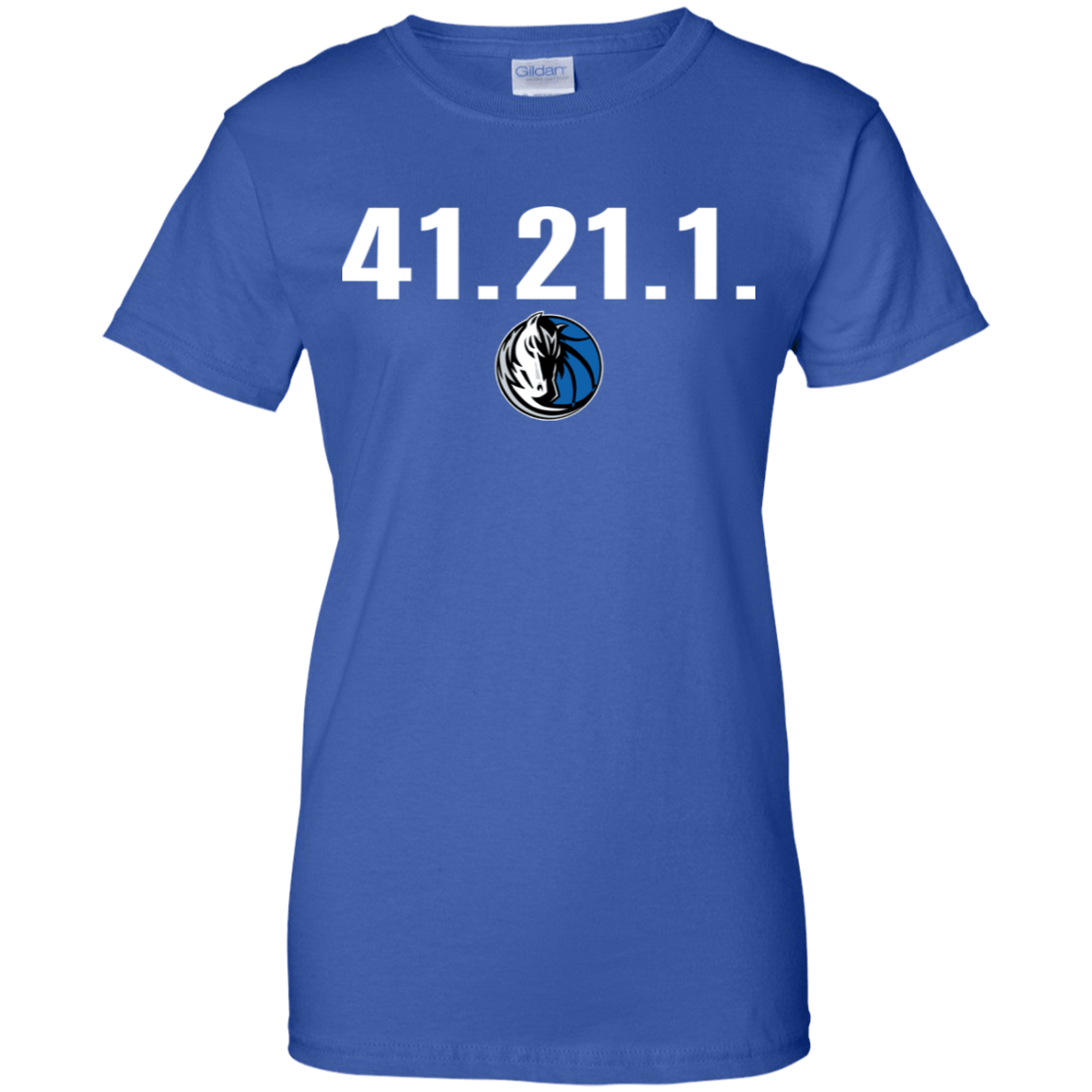41.21.1 Dallas Mavericks - TEE RIPT