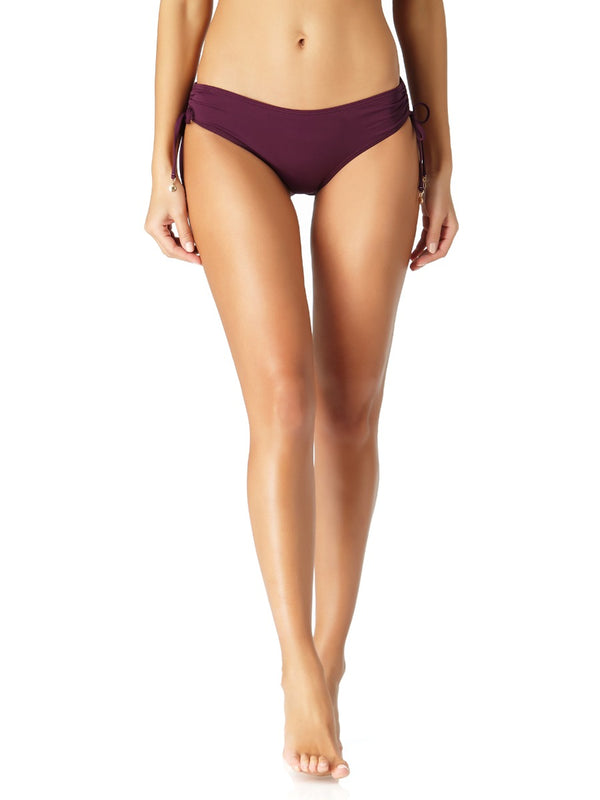 Anne Cole - Alex Adjustable Side Tie Bikini Bottom