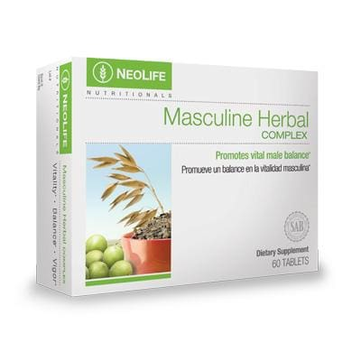 Masculine Herbal Complex 60 Tablets