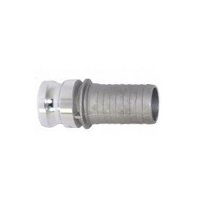 "5"" Aluminum Male Camlock Fitting - Style E - Factory Direct Hose"