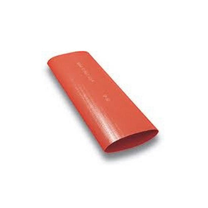 "4"" Red PVC Discharge Hose - Purchase by the foot - Factory Direct Hose"