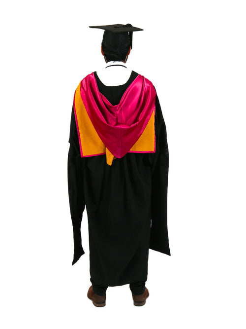 Grad Master Set - Faculty of Engineering - Back view