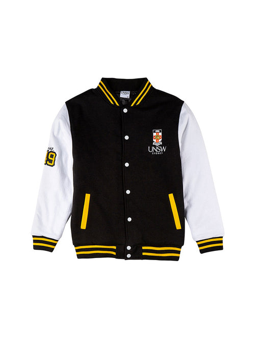 Black Original Varsity Jacket