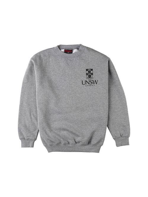 Grey Essentials Crew Neck