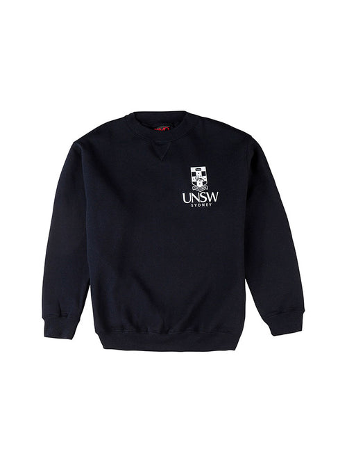NavyEssentials Crew Neck