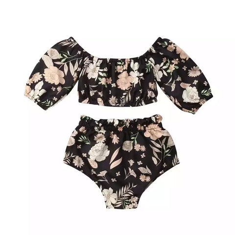 Sahara Floral 2 Piece Set
