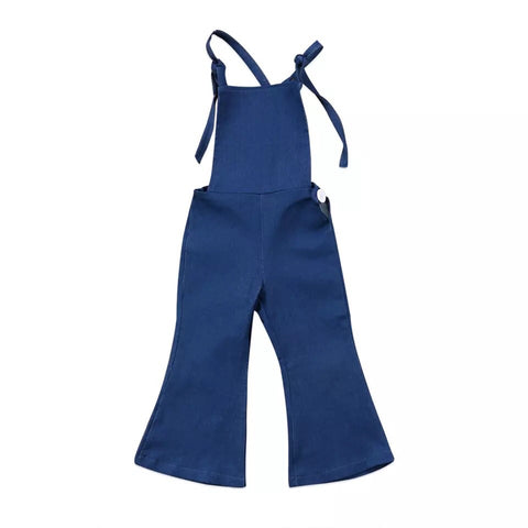 Tulsa Denim Jumpsuit