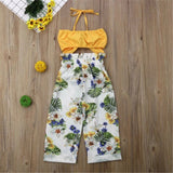 Miami 2 Piece Floral Set