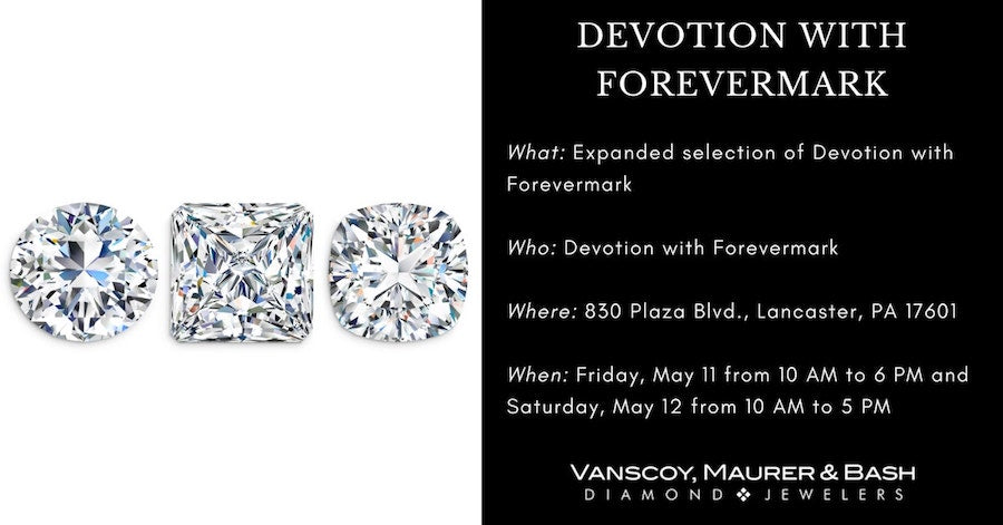 Mother's Day Event with Devotion with Forevermark