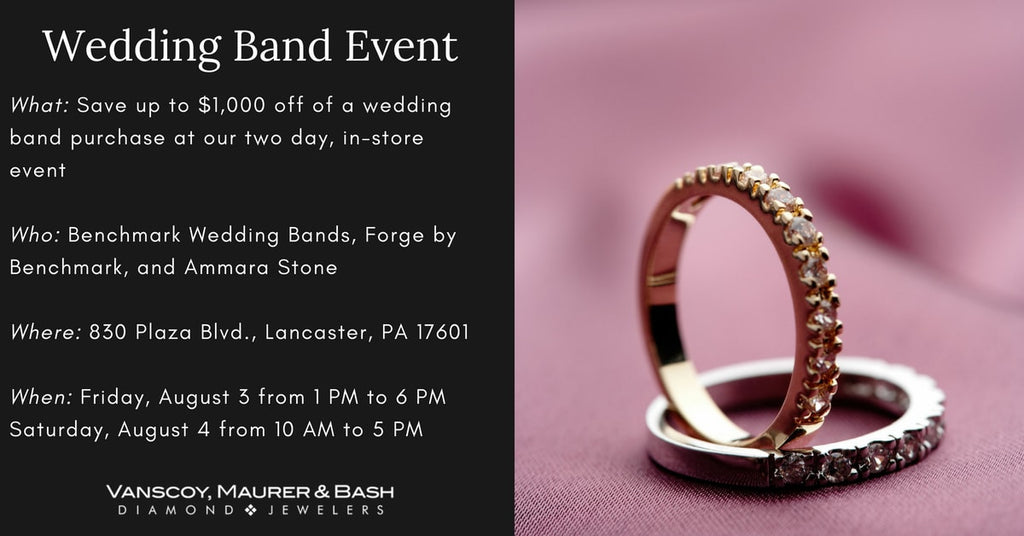 Wedding Band Event at Vanscoy, Maurer & Bash