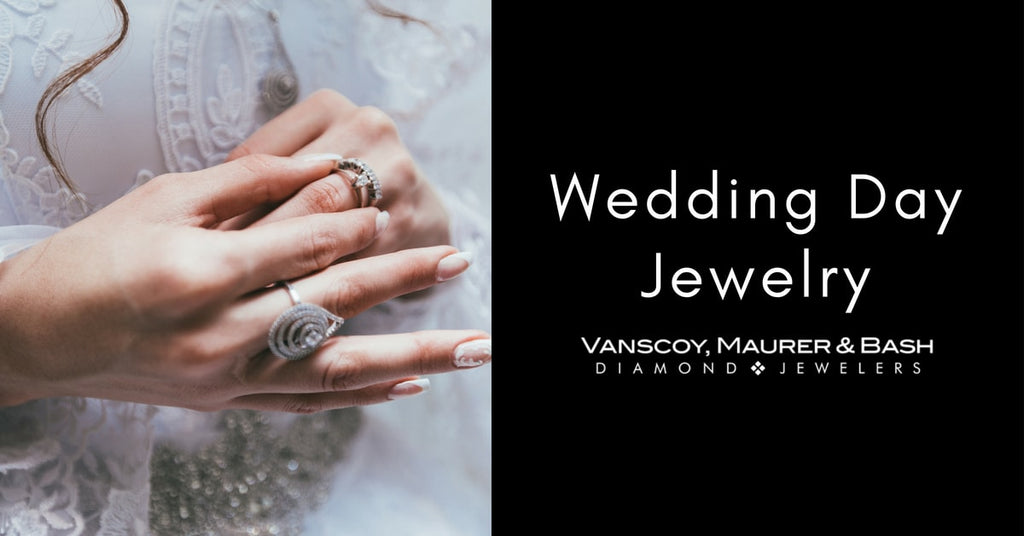 5 Considerations When Choosing Wedding Day Jewelry