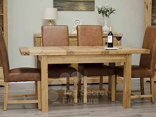 Dalton Butterfly Extending Table