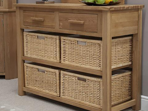 Oxford Basket Hall / Console