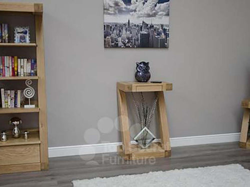 Z Range Small Console Table