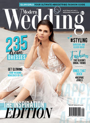 Modern Wedding magazine