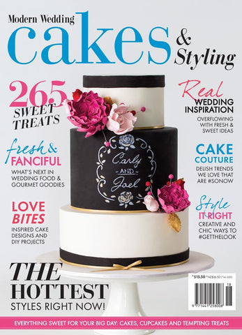 Modern Wedding Cakes Vol 18