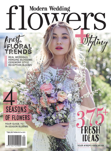 Modern Wedding Flowers Volume 20