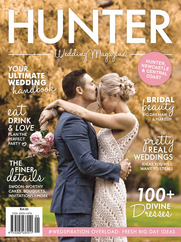 Hunter Wedding Magazine Vol 1