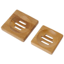 Bamboo Soap Holder - Three Sizes