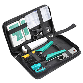 11 in 1 Professional Computer Maintenance Network Repair Tool Box Kit