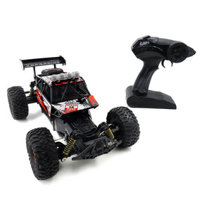 Flytec SL - 156A 1/18 4WD 2.4GHz 16km/h Independent Suspension Spring RC Off Road Car