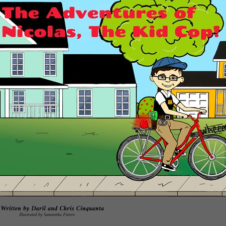 The Adventures of Nicholas the Kid Cop