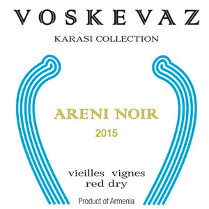 Voskevaz Karasi Collection 2015 Areni