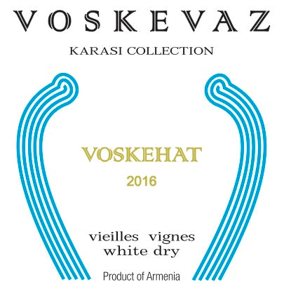 Voskevaz Karasi Collection 2016 Voskehat