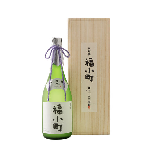 【In Stock】Fuku-komachi Daiginjo 720ml