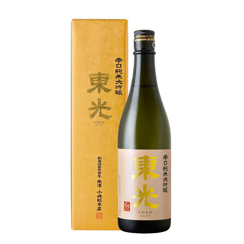 【In Stock】Toko Dry Junmai Daiginjo 720ml