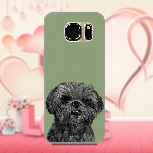 High Quality Shih Tzu Phone Case (Various Styles) - Posh Puppies Boutique
