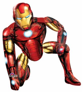 "37"" Iron Man Airwalker Balloon"