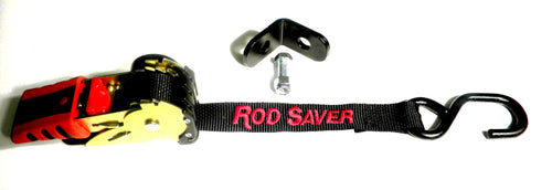 RT BTD  -  Retractable Bow Tie-Down w/bracket