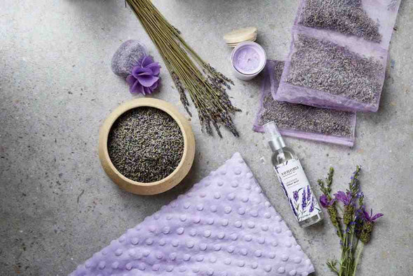 Lavender Products Collection