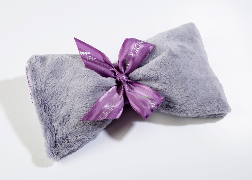 Lavender Spa Mask in Plush Plata Silver