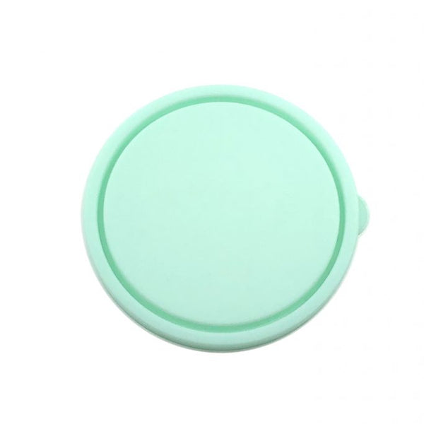 Round Nesting Container Lid - Mint