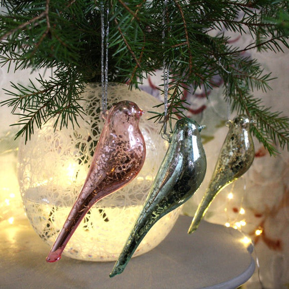 Christmas bauble - bird - Dessin Design