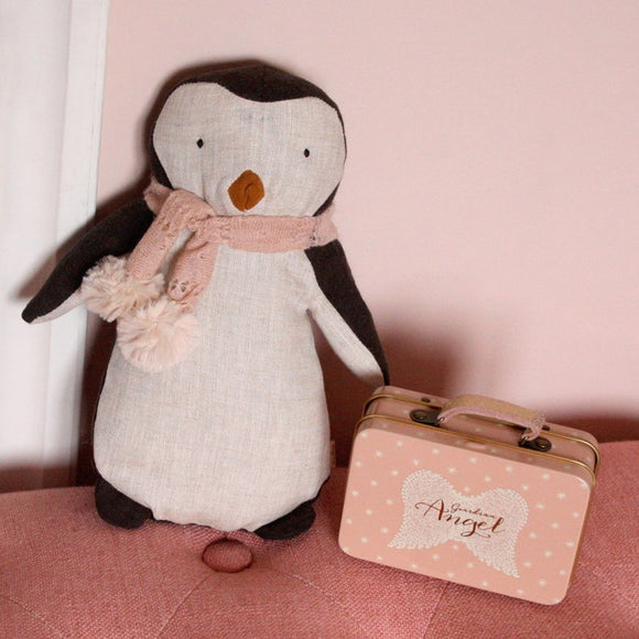 Maileg - Stuffed penguin - Dessin Design