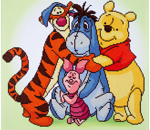 Pooh and Friends