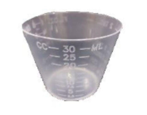 CUPS, DISPOSABLE - 1.5 oz
