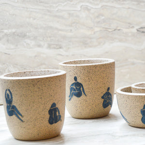 Lady Cups by HEA Ceramics