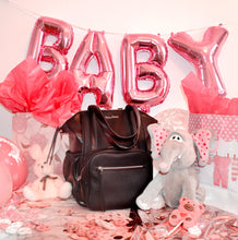 Load image into Gallery viewer, OLIVIA Diaper Bag +$80 Baby Essentials