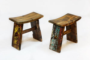 Boatwood Stool