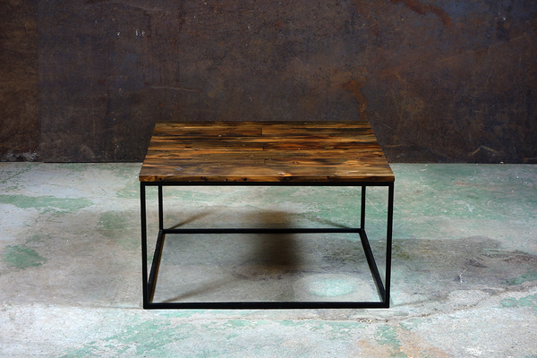 80 Metal Coffee Table
